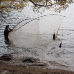 マキノ四月 おいさで漁