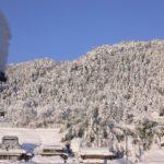 雪(朽木市場)